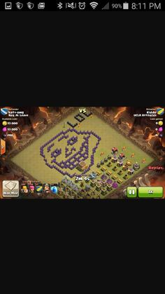 10 Best Th8 Hybrid Base 2019 New Anti Everything Cash Of Clan