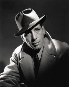 Humphrey Bogart...just downright cool.