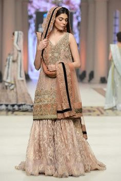 Ammar Shahid TBCW Bridal Salvation Collection 2014