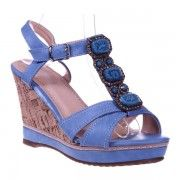Super oferta Sandale albastre Apolonia Oferta - http://botinesicizme.ro/super-oferta-sandale-albastre-apolonia-oferta/