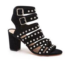 Galia Strappy Heeled Sandal