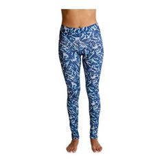 Women's Be Up Supreme Legging Airbrush (US Women's (Wms Size 0-2))