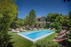 Olvídate de todo menos de disfrutar en esta casa #Toprural #home #descanso #relax #escapada #travel #viaje #familia