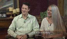 "Jesse and Kara Birkey join us to talk about their new devotional Bible study.  ""Come Alive With Jesus"""