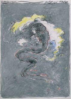 Otto Muehl - 25 Artworks, Bio & Shows on Artsy Gunter, Petra, Body Art, Celestial, Artwork, Collection, Work Of Art, Auguste Rodin Artwork, Artworks
