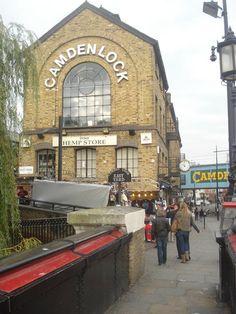 Love Camden Lock!