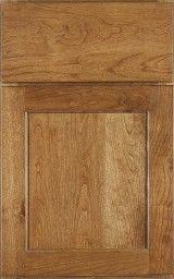 Chatham Shaker  (Full Overlay)  / Cherry, Embers - like door style