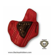 BLACK OPS Holsters Ladies Model B Pancake by blackopsHOLSTERS, $110.00