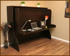 Hiddenbed Canada Direct | Small space living | Pinterest | Large ...