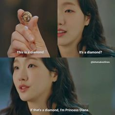 The King : Eternal Monarch Quotes Netflix Quotes, Korean Drama Quotes, Good Comebacks, Drama Fever, Dear Crush, Kim Go Eun, Long Red Hair, Movie Memes, Kdrama Actors