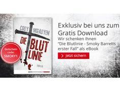 """Gratis: Thriller """"Die Blutlinie"""" als eBook bei Hugendubel zum Nulltarif https://www.discountfan.de/artikel/lesen_und_probe-abos/gratis-thriller-die-blutlinie-als-ebook-bei-hugendubel-zum-nulltarif.php Hugendubel hat die Spendierhosen an: Der Thriller """"Die Blutlinie"""" von Cody Mcfadyen kann jetzt für kurze Zeit zum Nulltarif als eBook bezogen werden. Als Taschenbuch kostet das gleiche Werk derzeit 10,90 Euro. Gratis: Thriller """"Die Blutlinie"""" als eBook"""