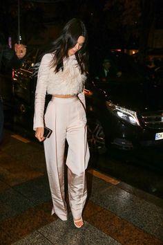silk pants #style #ootd