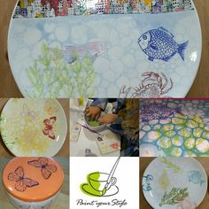 paint your own pottery paint your style wien15 keramik selber bemalen siebdruck silk screen