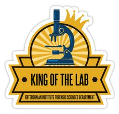Jeffersonian's King of the Lab! by Muta