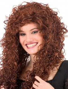 Like the bad perm I got in the Too much curl on top and at the roots. Curls are too tight. Permed Hairstyles, Modern Hairstyles, Bad Perm, Super Curly Hair, Different Types Of Curls, Getting A Perm, Makeup And Beauty Blog, Really Long Hair, Air Dry Hair