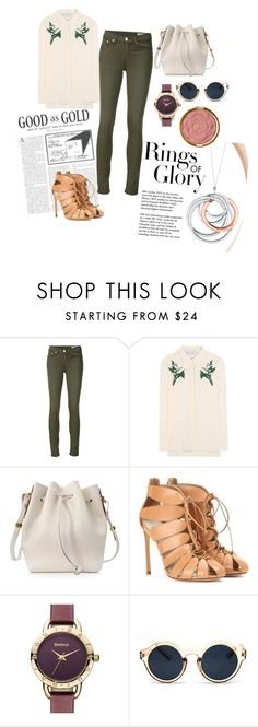 """""""Untitled #78"""" by ana-jg ❤ liked on Polyvore featuring rag & bone/JEAN, STELLA McCARTNEY, Sophie Hulme, Francesco Russo, Barbour, Tiffany & Co., Retrò and Milani"""