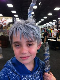 Jack Frost - Rise of the Guardians