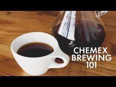 Chemex Brewing 101