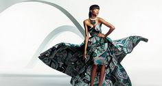 FacebookPinterestLike4Twitter Vlisco is back with vengeance with their latest 'Parade of Charm' collection. We saw their fashions last season that were stunning but they have launched a new line that has made us totally forget about the previous collection.Check out the patterns, designs, styles how clever and creative of this African owned brand. These would be great dresses to wear to an African-themed wedding or for a bridal gown. Enjoy!  all images courtesy of Vlisco