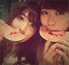 Watanabe Miyuki & Kojima Haruna
