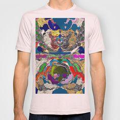 Daunt T-shirt by K Shayne Jacobson - $18.00