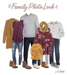 Ideas for What to Wear for Family PicturesYou can find Family photo outfits and more on our website.Ideas for What to Wear for Family Pictures Fall Family Picture Outfits, Family Pictures What To Wear, Family Picture Colors, Family Portrait Outfits, Winter Family Photos, Fall Family Portraits, Colors For Family Pictures, Fall Pictures, Fall Photo Outfits