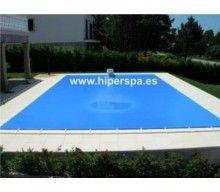 Cobertores de invierno para piscinas venta online - HiperSpa
