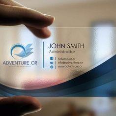 diseño de tarjeta personal