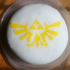 Zelda cake...for the man of the house
