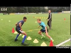 Legends Soccer Academy Pro Private training - YouTube Soccer Dribbling Drills, Football Coaching Drills, Soccer Training Drills, Soccer Goalie, Soccer Workouts, Youth Soccer, Soccer Tips, Soccer Games, Best Football Skills