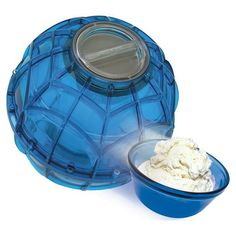 Play & Freeze Ice Cream Maker  is such a fun activity for summer.  Ice cream makes in 15 minutes!