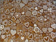 Gingerbread House Designs, Gingerbread Decorations, Christmas Gingerbread, Gingerbread Cookies, Christmas Cookies, Fancy Cookies, Royal Icing Cookies, Cupcake Cookies, Sugar Cookies