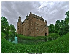 Castle Doorwerth Netherlands