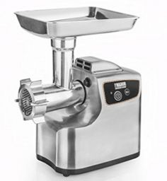 STX INTERNATIONAL STX-1800-MG Magnum Patented Air Cooled Electric Meat Grinder