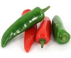 """An Anaheim pepper is a mild variety of chili pepper. The name """"Anaheim"""" derives from a farmer named Emilio Ortega who brought the seeds to the Anaheim area in the early 1900s.     Product Details   Zones: 3-9   Planting Depth: 1/4"""" inches  Spacing: sow 2"""" inch apart. thin plants to 18-24"""" inches, 2 to 3 feet between rows   Sun/Shade: Full Sun   Germination: 14-21 days   Days to Maturity: 75-80 days   Shape: Chile, tapered  Size: 6-8"""" x 1.5"""" inches  Color: Dark green to red  Scoville Scale: 9..."""