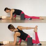 Lunge + Twist - Yin Yoga