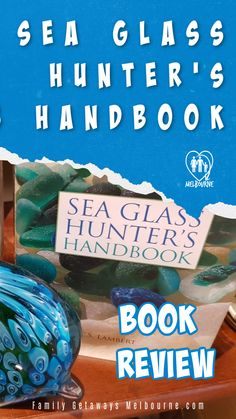 The Sea Glass Hunter's Handbook is a great compact guide book for anyone who wants to find more sea glass, with plenty of information about where and why some locations are better than others.