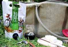 The AstraPouch is the perfect picnic companion!