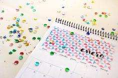 Regalando calendarios craft de 2016