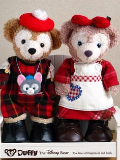 Duffy & Shellie May-Outfit-Winter ( From:Life with Duffy & Shellie May )