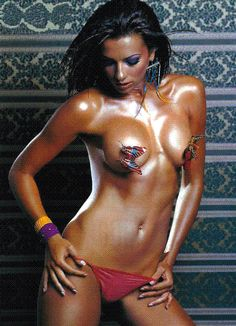 Can Sexyest latina lingerie nude