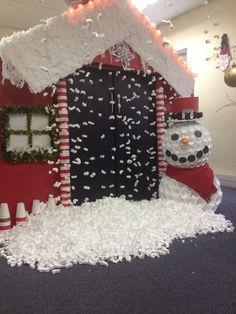 Office Christmas decore