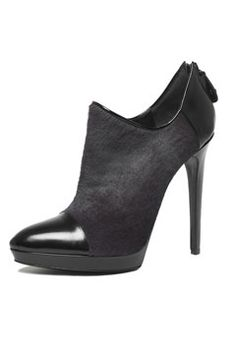 Donna Karan Fall 2012 Boots + Booties Shoes Accessories Index