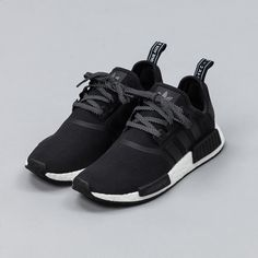 ADIDAS Women's Shoes - Adidas Women Shoes - adidas NMD Runner in Core Black - We reveal the news in sneakers for spring summer 2017 - Find deals and best selling products for adidas Shoes for Women Women's Shoes, Cute Shoes, Me Too Shoes, Shoe Boots, Shoes Style, Shoes Tennis, Roshe Shoes, Addidas Shoes Running, Sports Shoes