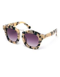 ASOS Handmade Acetate Retro Sunglasses With Metal Bridge Detail
