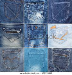 Pocket Jeans Fotos, imagens e fotografias Stock | Shutterstock