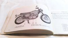 motorcycle honda cb 750 cb750 owner`s manual 3 fold out wiring Honda CB 750 Crankshaft  Wiring Diagram for 1982 Honda CB900F CJ 750 Wiring Diagram 1978 CB750 Wiring-Diagram