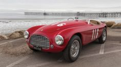 Ferrari 166 MM Barchetta 1950