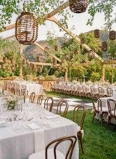 Enchanting Secret Garden Wedding at Gardener Ranch Enchanting Secret Garden Wedding at Gardener Ranch La Tavola Fine Linen Rental: Tuscany Natural with Aurora White Table Runners and Tuscany Eggshell Napkins Romantic Wedding Receptions, Outdoor Wedding Venues, Romantic Weddings, Tent Wedding, Dream Wedding, Tents For Weddings, Autumn Weddings, Wedding Pins, Wedding Ideas