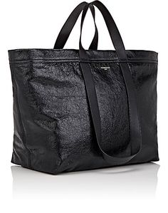 Balenciaga Arena Large Shopper Tote Bag - Totes - 504889394 Tote Bags, Diy Tote Bag, Rucksack Bag, Backpack Bags, Big Bags, Shopper Tote, Satchel Handbags, Luxury Bags, Balenciaga Arena